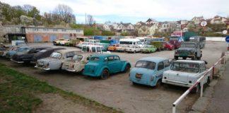 В Украине нашли кладбище ретро-автомобилей - today.ua