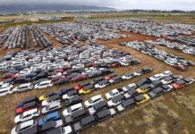 """Коронавирус: около 20 000 машин бросили """"умирать"""" в поле - today.ua"""