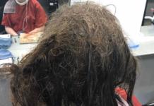 """Дівчина ходила з """"мочалкою"""" на голові і хотіла поголитися налисо, але стилістам вдалося зробити неймовірне - today.ua"""