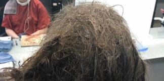 """Дівчина ходила з """"мочалкою"""" на голові і хотіла поголитися налисо, але стилістам вдалося зробити неймовірне"""" - today.ua"""