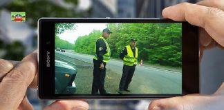 """Водитель имеет право «снимать» на телефон действия полиции – юристы"""" - today.ua"""