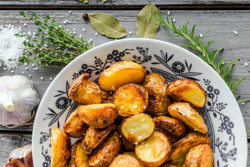 Что будет с организмом, если есть картофель каждый день