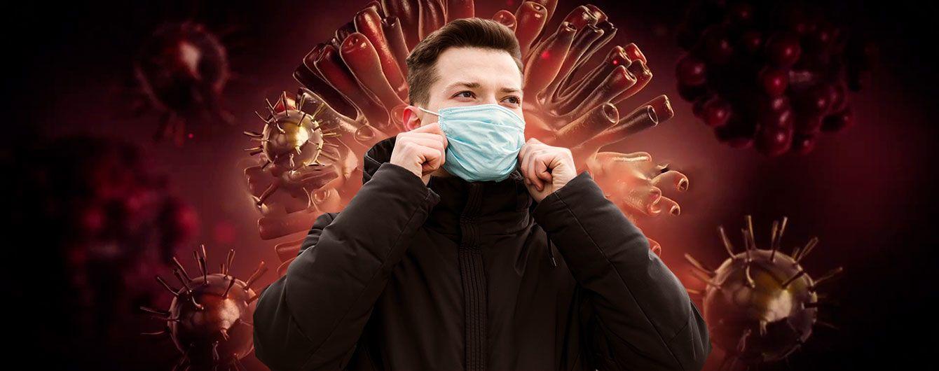 Учені назвали десять ознак того, що коронавірус у вас вже був