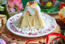 Маковая паска с лимонной цедрой: оригинальный рецепт праздничной выпечки - today.ua