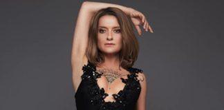 Могилевська приміряла весільну сукню і смачно поцілувала Ірину Білик - today.ua