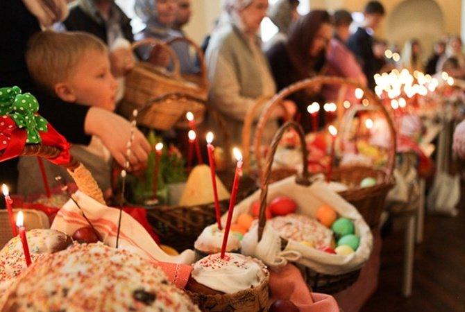 Великдень переноситься: православна церква перенесла святкування на кінець травня