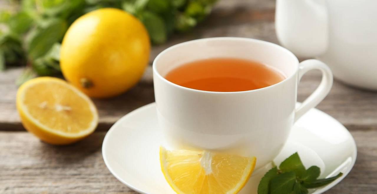 растений чай с лимоном очень красивые фото проблема имеет много