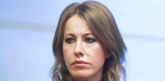 Собчак ледь не померла від передозування наркотиками - today.ua