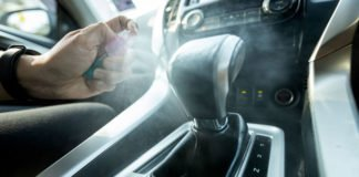 """Водіїв зобов'яжуть возити захисні маски і антисептики впродовж двох років"""" - today.ua"""