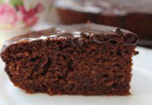 Шоколадный торт без яиц и молока: рецепт вкуснейшего десерта из простых ингредиентов - today.ua