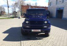 УАЗ переробили в «Гелендваген»: подробиці і фото - today.ua
