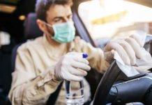 Як часто дезінфікувати автомобіль, щоб не заразитися COVID-19 - today.ua