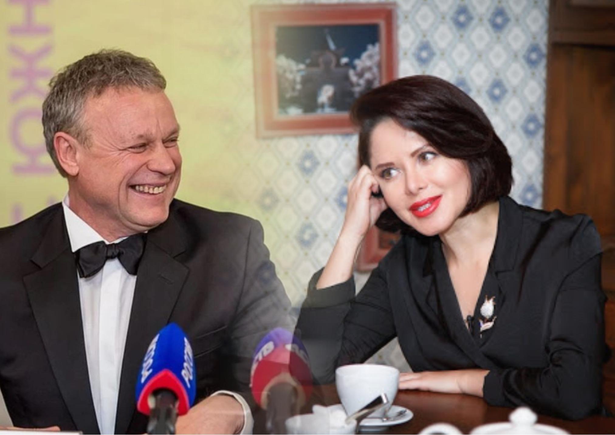 Заворотнюк виявилася фатальною жінкою для Жигунова: він знову покинув дружину