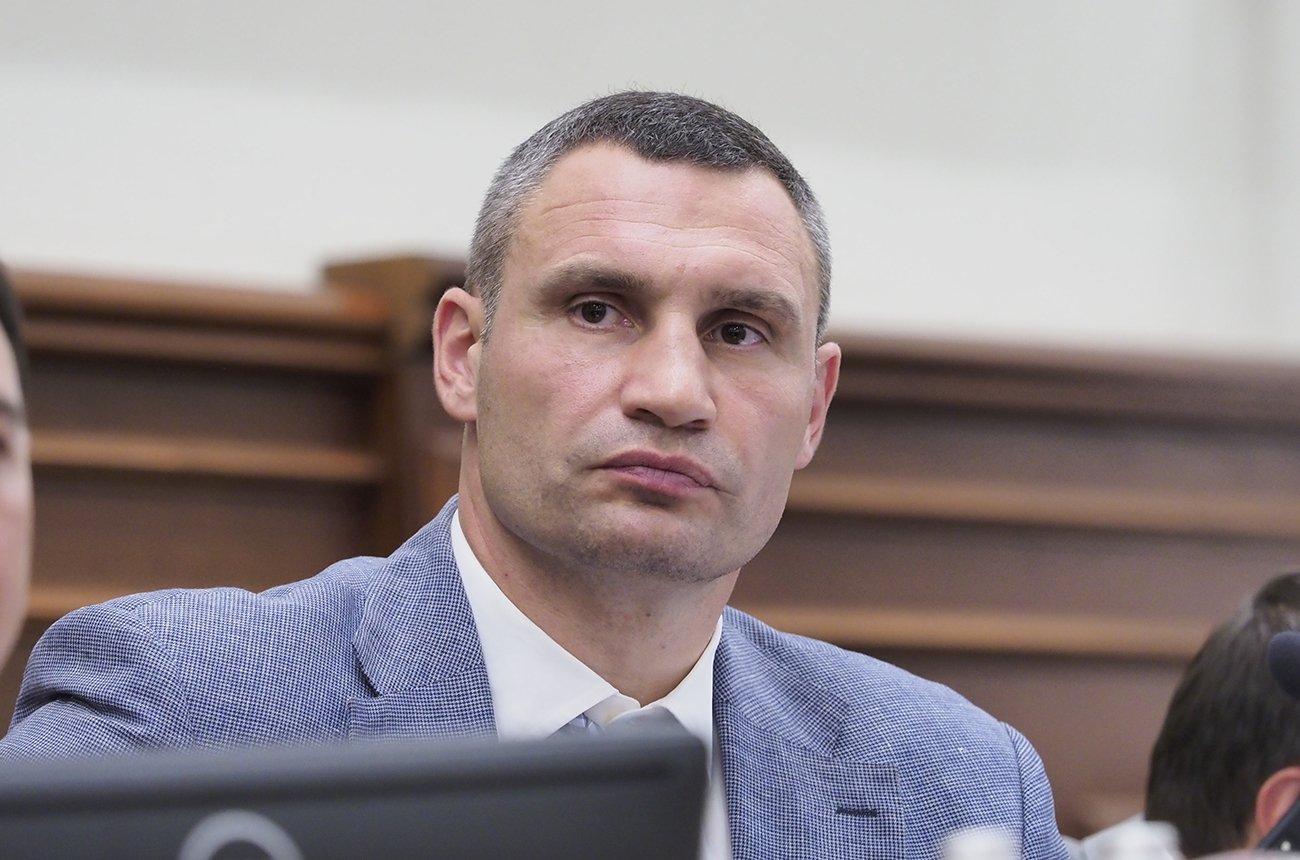 Кличко просит правительство разрешить ослабление карантина в Киеве, несмотря на несоблюдение одного из критериев - today.ua