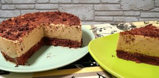 """Торт """"Капучіно"""" без випічки: покроковий рецепт неймовірного десерту"""" - today.ua"""