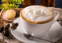 Кофе с большой пенкой в домашних условиях: секреты приготовления утреннего напитка - today.ua
