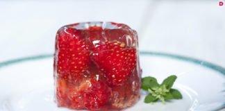"""Полуничне желе з шампанським: покроковий рецепт вишуканого десерту із сезонної ягоди"""" - today.ua"""