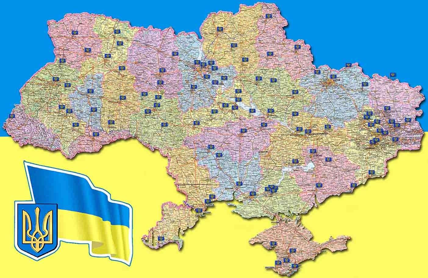 """Карта України буде """"перекроєна"""": у Зеленського прокоментували прийдешні зміни"""