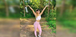 Фото девушки в лесу всколыхнуло Сеть: что не так на снимке - today.ua
