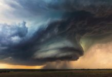 На Україну насувається потужна буря: коли природна стихія вдарить по території країни - today.ua
