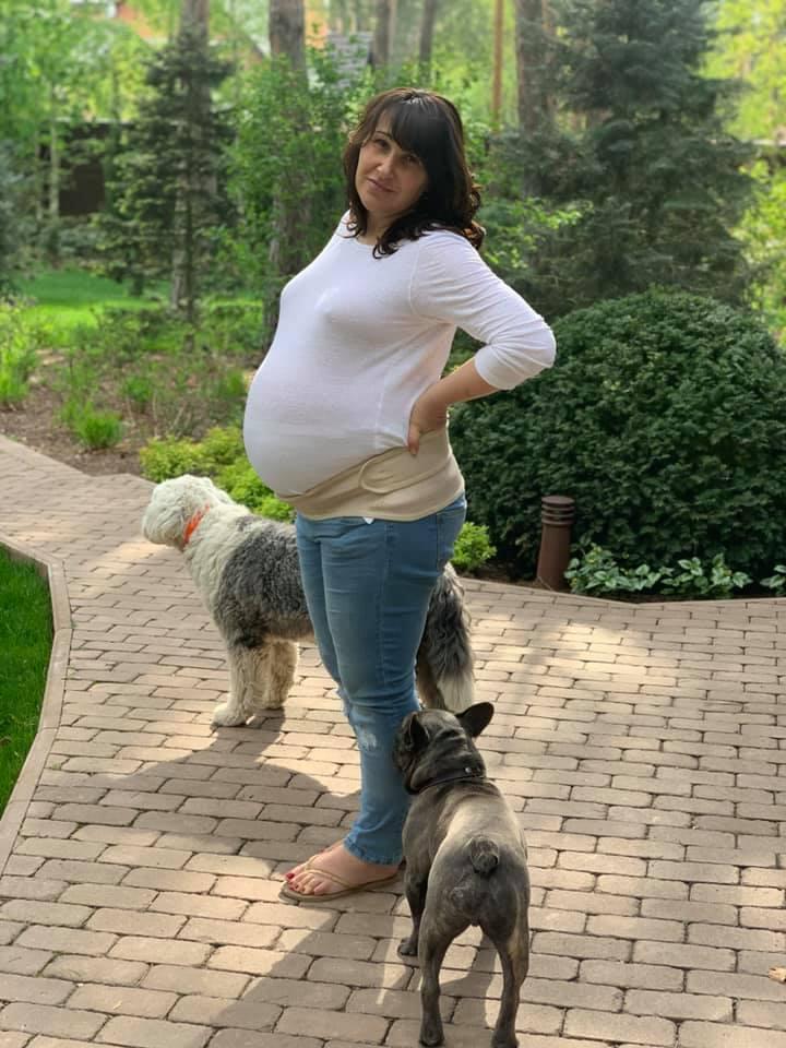 Во второй раз станет отцом: Ляшко показал фото беременной жены