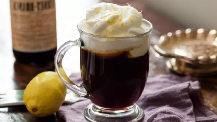 Кофе с лимоном: рецепты полезного и вкусного напитка