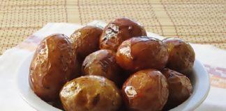 """Молода картопля в карамелі: рецепт страви, яка не залишить байдужим"""" - today.ua"""
