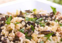 Різотто з грибами: рецепт смачної вечері для всієї родини - today.ua