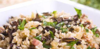 """Різотто з грибами: рецепт смачної вечері для всієї родини"""" - today.ua"""