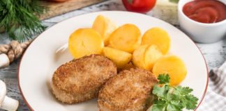 """Котлети в духовці: рецепт смачної і швидкої страви"""" - today.ua"""