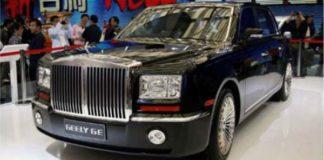 ТОП-5 китайских клонов известных автомобилей - today.ua