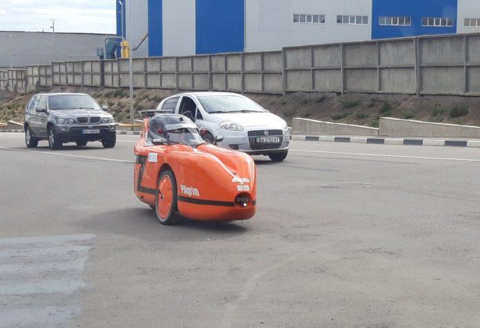 Українець створив унікальний електромобіль - today.ua
