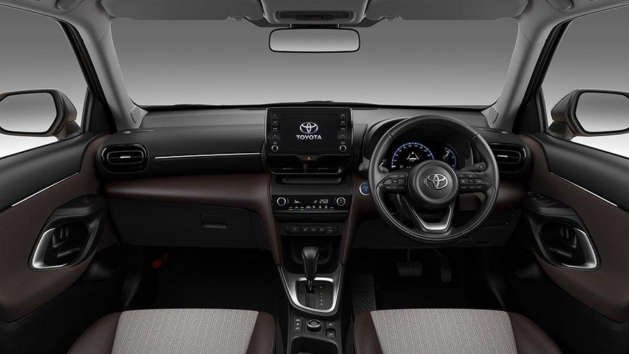 Доступний кросовер Toyota: подробиці та фото