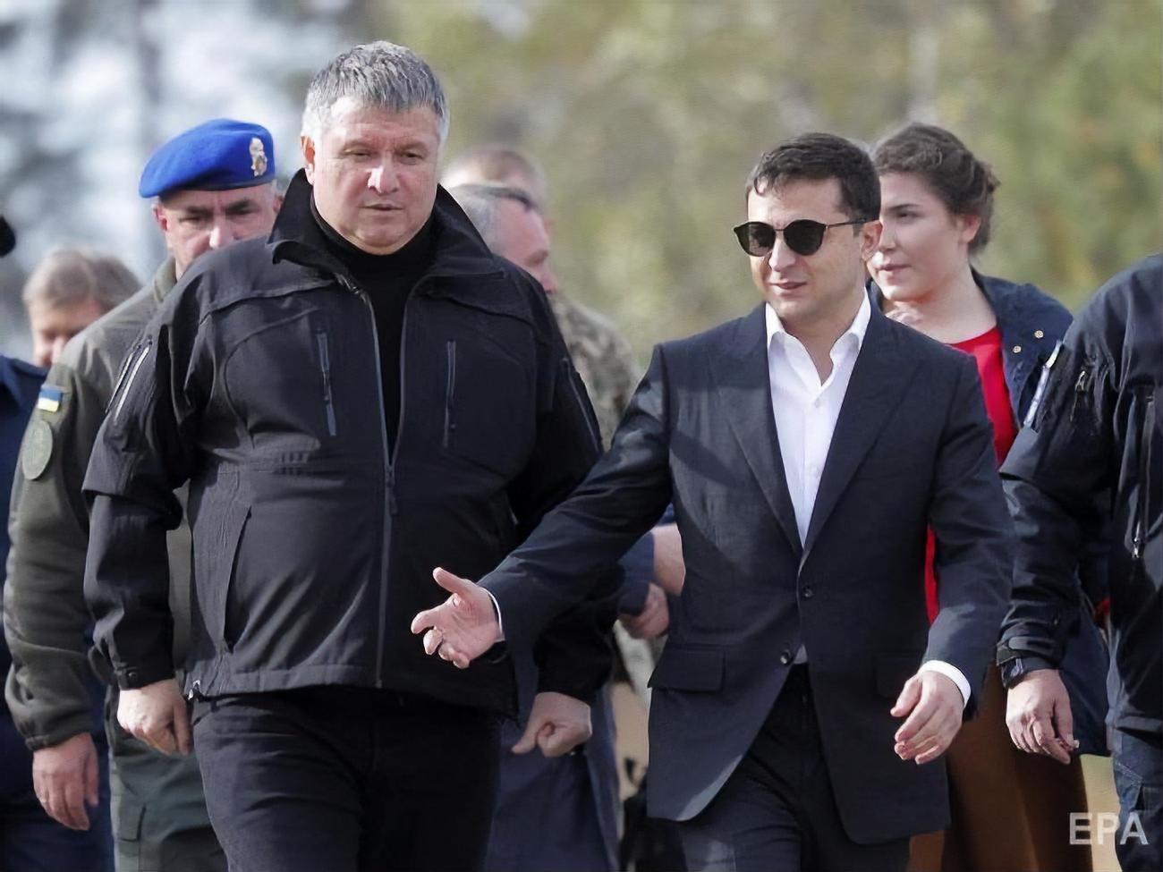 """Увольнение Авакова: """"Слуги народа"""" готовы принести министра в жертву"""