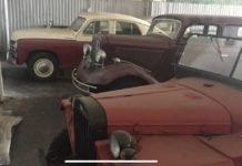 Колекцію радянських автомобілів продають за $100 000 - today.ua