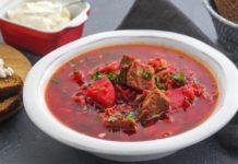 Ароматний борщ з грибами: рецепт ситної страви за традиційним рецептом - today.ua