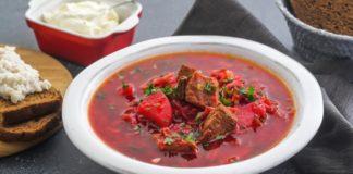 """Ароматний борщ з грибами: рецепт ситної страви за традиційним рецептом"""" - today.ua"""