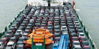 В Украину доставили рекордное количество автомобилей - today.ua