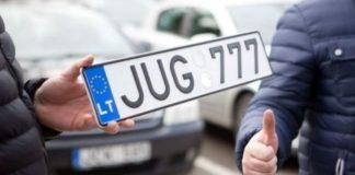 """Українцям безкоштовно роздають """"євробляхи"""": як отримати авто - today.ua"""