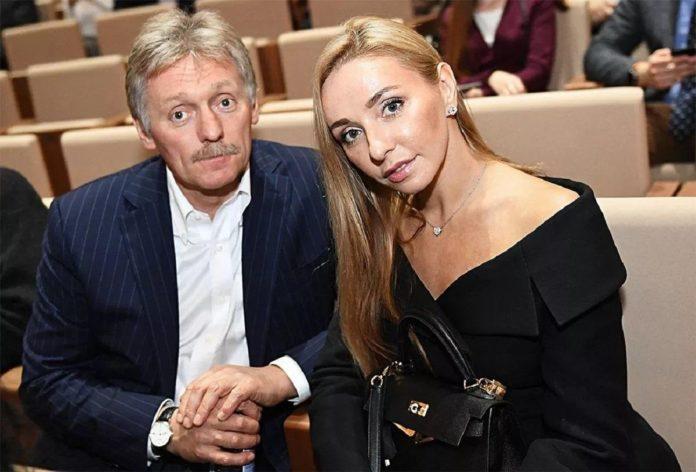 """Прес-секретар Путіна Пєсков заразив дружину Навку кепською хворобою: &quotВін приніс з роботи"""" - today.ua"""