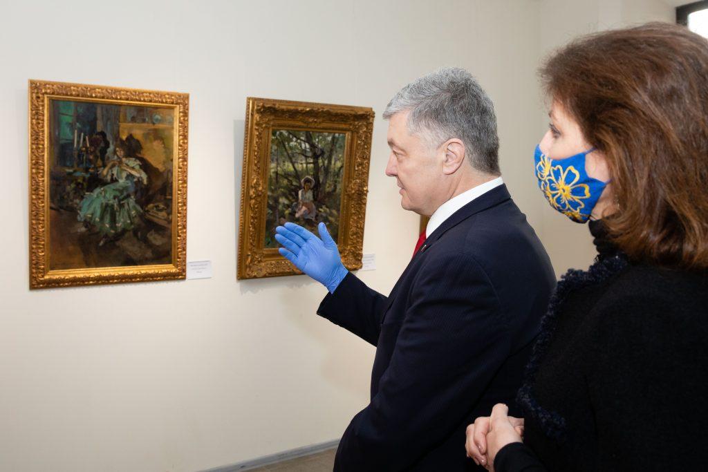 Скандал с Порошенко: как была собрана семейная коллекция картин экс-президента    - today.ua