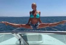 """Волочкова прикинулась кошечкой и привычно раскинула ноги: """"Хоть что-нибудь делайте"""" - today.ua"""