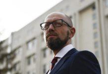 """Яценюк может стать """"слугой народа"""": засветился в команде Зеленского - today.ua"""