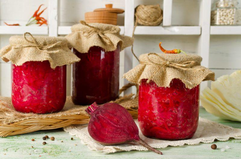 Домашняя заправка для борща на зиму: пошаговый рецепт
