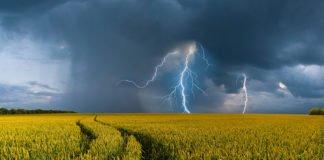 """Погода в Украине до конца июня будет опасной: синоптики обещают сильные грозы и температурные перепады """" - today.ua"""