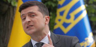 """Зеленский против дальнобойщиков: президент обещал всех найти и сделать больно"""" - today.ua"""