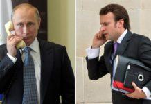 Путін і Макрон в терміновому порядку обговорять Україну - today.ua