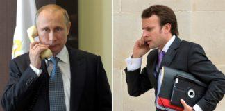 """Путін і Макрон в терміновому порядку обговорять Україну"""" - today.ua"""