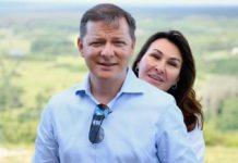Ляшко показав фото вагітної дружини: «сім'я головне для людини і, звичайно ж, малята» - today.ua