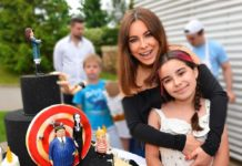Дочка Ані Лорак відсвяткувала День народження в колі знаменитостей: яскраві фото зі свята - today.ua